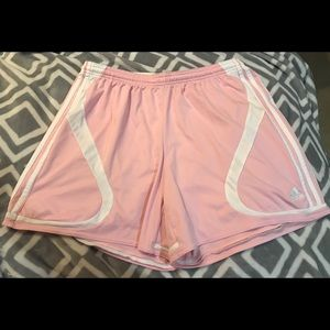 Women's XL Addidas Climalite shorts